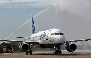 Pierwszy od 50 lat lot pasażerski z USA na Kubę