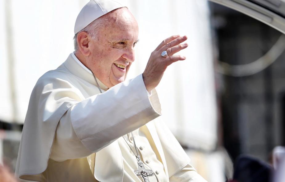 Papież w Asyżu [DOKUMENTACJA]