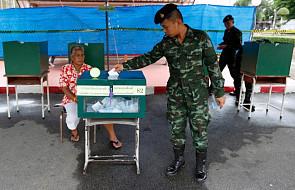 Tajlandczycy poparli projekt nowej konstytucji