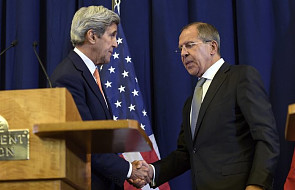 Syria: Kerry i Ławrow uzgodnili wstrzymanie walk