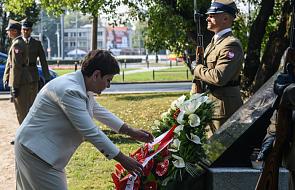 Premier oddała hołd ofiarom ataku na WTC