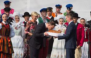 Duda: praca rolników ważna dla polskiego państwa