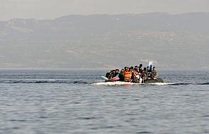 3400 migrantów uratowano na Morzu Śródziemnym