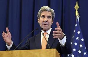 Kerry o Syrii: są sygnały o osłabieniu walk