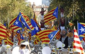 Hiszpania: Katalończycy manifestowali za niepodległością