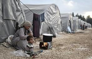 Ciężarówki z pomocą humanitarną wjechały do Syrii