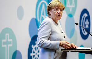 Merkel: burka przeszkodą w integracji