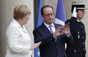 Hollande i Merkel chcą przyjęcia agendy dla UE