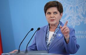 """Premier Szydło przybyła do Bratysławy na spotkanie """"27"""""""