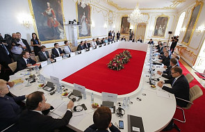 V4 w Bratysławie o przyszłości Unii Europejskiej