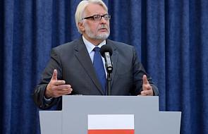 """Szef MSZ: premier ma koncepcję """"elastycznej solidarności"""" ws. migracji"""