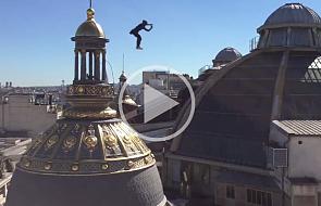 Zobacz Paryż z niezwykłej perspektywy [WIDEO]