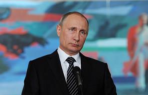 Putin o próbach manipulacji w kampanii wyborczej