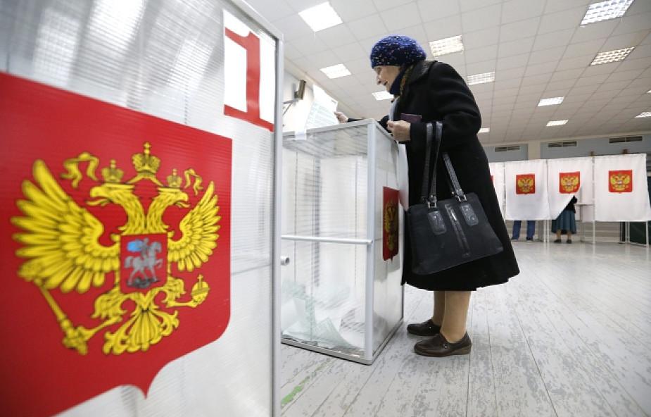 Rosja: trwają wybory do Dumy Państwowej