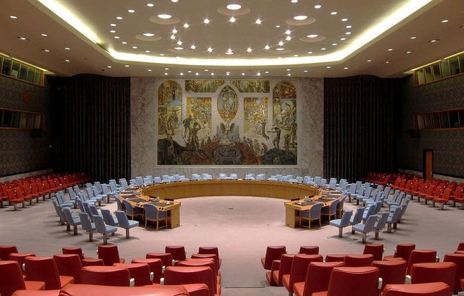 Spięcie amerykańsko-rosyjskie a forum RB ONZ