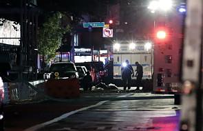 Eksplozja w Nowym Jorku. Możliwy zamach
