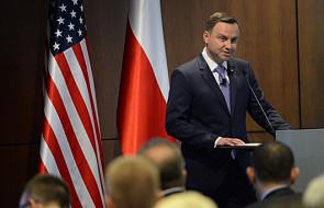 Duda: innowacje filarem współpracy Polski i USA