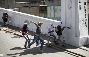 Wenezuela: biskupi wezwali władze do poszanowania manifestantów