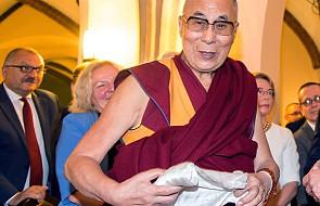 Dalajlama w Polsce: potrzebujemy solidarności