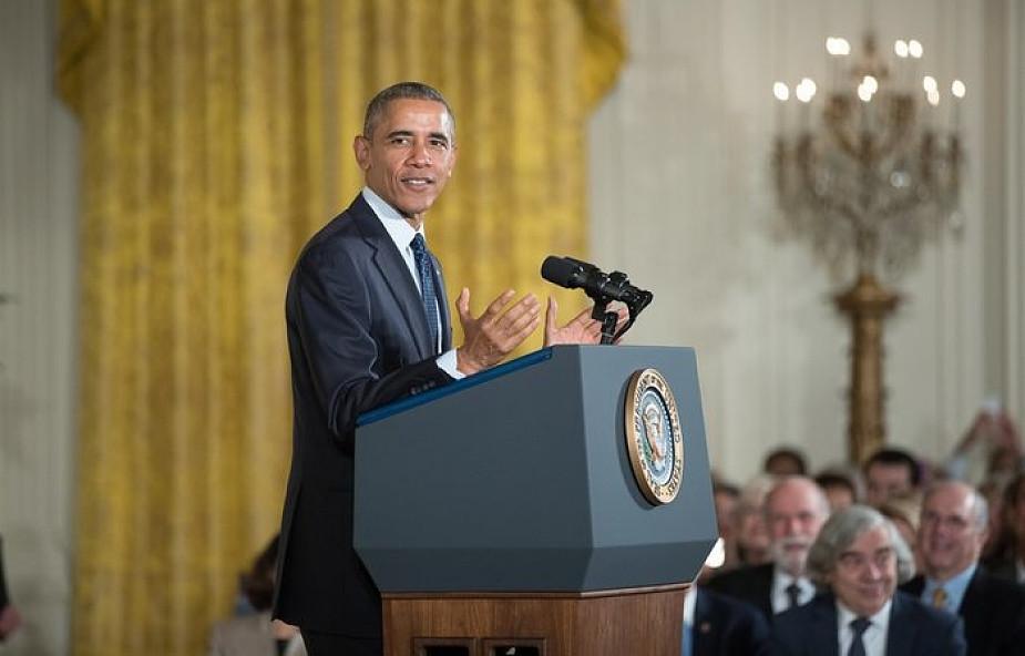 Obama w ONZ głosi pochwałę społeczeństw otwartych