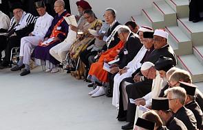 """Niechrześcijańscy przywódcy religijni zgodnie o roli """"ducha Asyżu"""""""