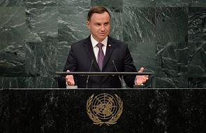 Duda w ONZ: nie możemy milczeć wobec cierpienia chrześcijan
