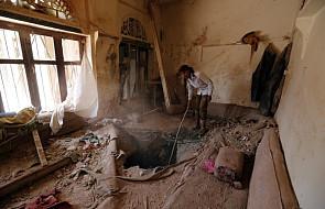 Jemen: 20 cywilów zginęło w nalotach koalicji