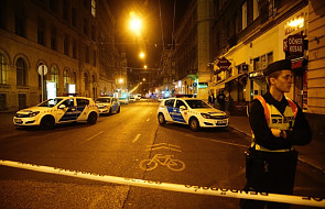 Trwa ustalanie przyczyn wybuchu w Budapeszcie
