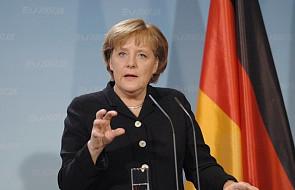 Merkel za umowami z Egiptem i Tunezją ws. uchodźców