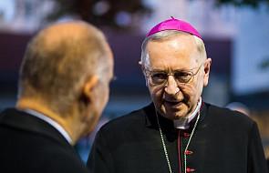 List biskupów na na XVI Dzień Papieski