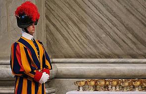 Watykan: pojawią się zmiany w Gwardii Szwajcarskiej