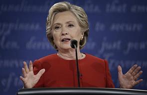 USA: media po debacie - tylko jeden kandydat przygotowany