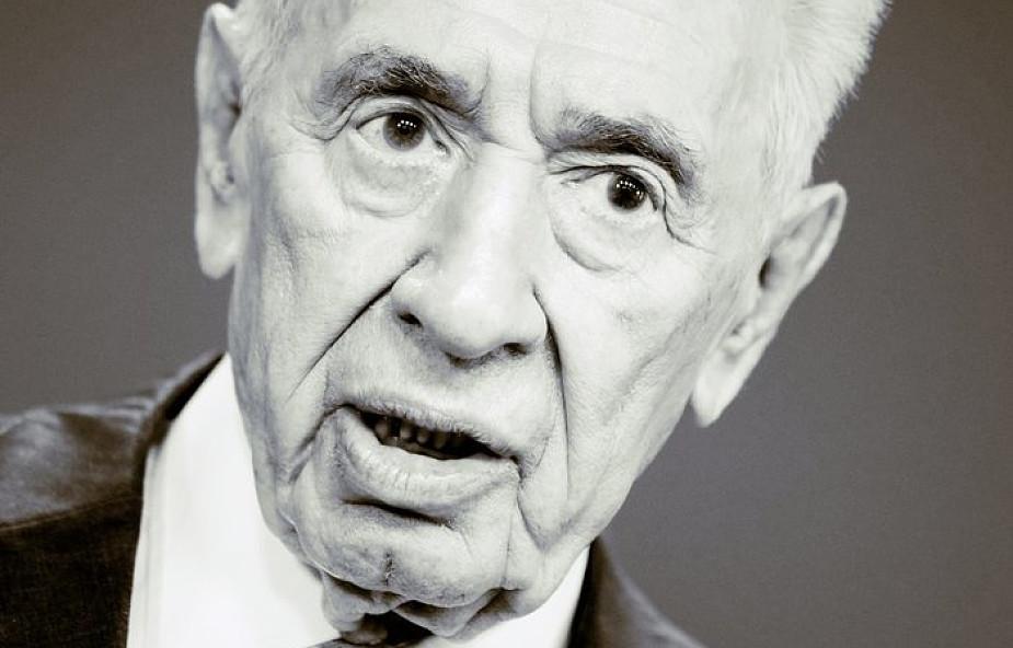 Izrael: nie żyje Szimon Peres