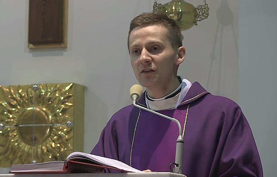 Ks. Jacek Międlar komentuje swoje odejście z zakonu