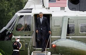 Obama broni polityki wobec wojen na Bliskim Wschodzie