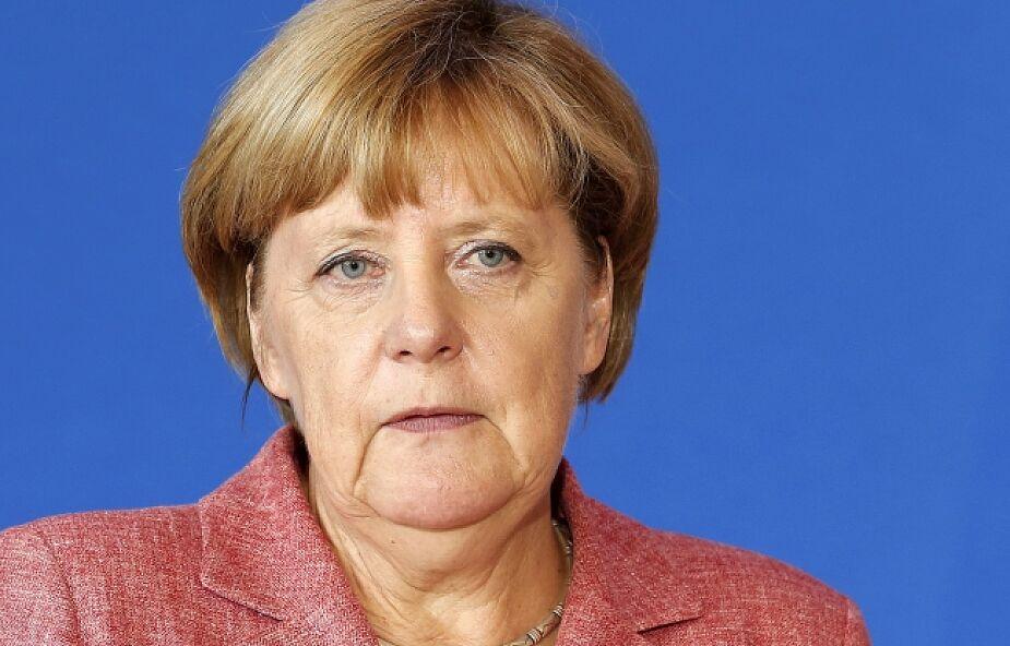 Merkel: dziś postąpiłabym tak samo jak rok temu