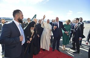 Franciszek: Niech Bóg błogosławi Gruzję i obdarza ją pokojem i dobrobytem!