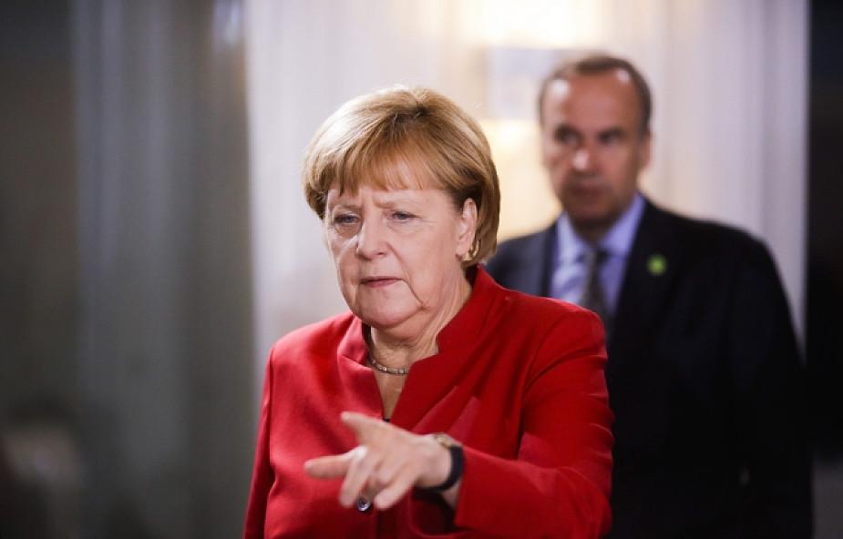 Merkel: UE musi szybciej podejmować decyzje