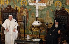 Franciszek o potrzebie ducha miłości i przyjaźni w relacjach z gruzińskim prawosławiem