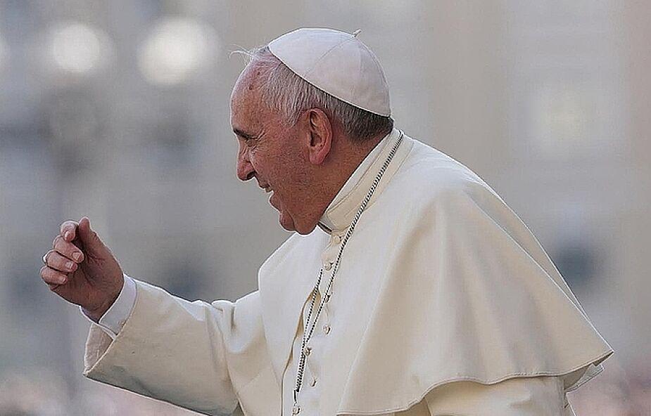 Papież prosi o modlitwę w intencji swojej pielgrzymki