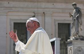 Watykan: papież wyda obiad dla 1,5 tys. ubogich