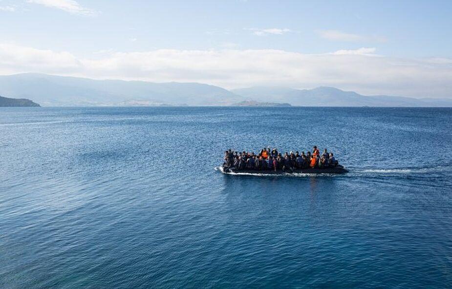 Na Morzu Śródziemnym zginęło 15 migrantów