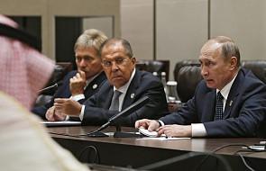 G20: rozpoczęło się spotkanie Obamy i Putina