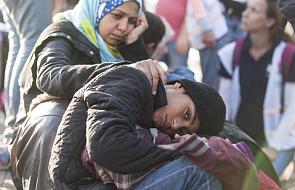 Pierwszy w Paryżu obóz dla uchodźców