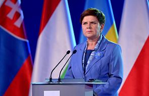 Premier Szydło: Grupa Wyszehradzka ma receptę na UE