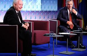 Kaczyński i Orban o sposobie na kryzys w Europie