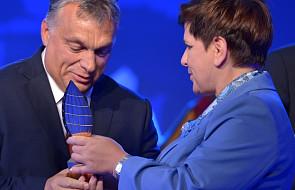 Orban uhonorowany nagrodą Człowieka Roku Forum Ekonomicznego