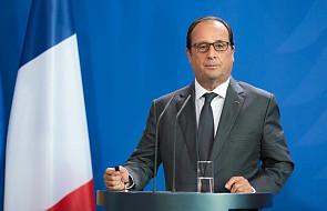 Prezydent Hollande bez szans na reelekcję