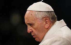 Papież: wszystkie religie muszą potępić terroryzm