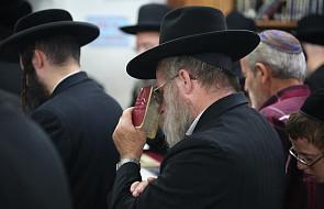 Zmarł pierwszy rabin uczestniczący w Synodzie Biskupów